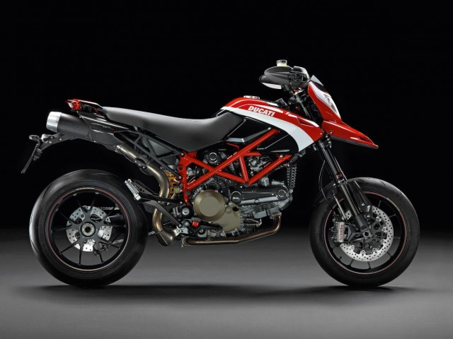 Ducati Hypermotard SP Corse Edition 2012