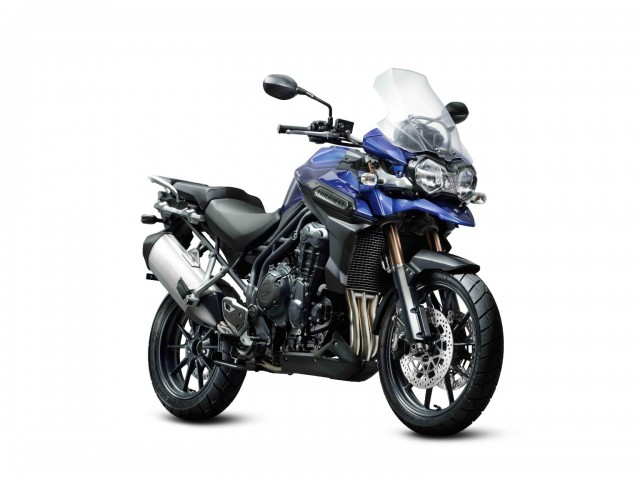 Triumph Tiger Explorer 2012