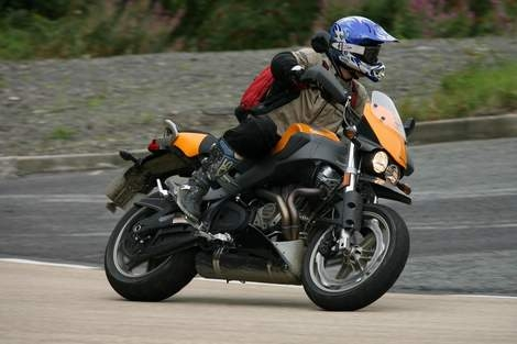 Buell Motorcycles unveil new riding experience