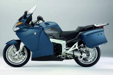 The new BMW K1200 GT