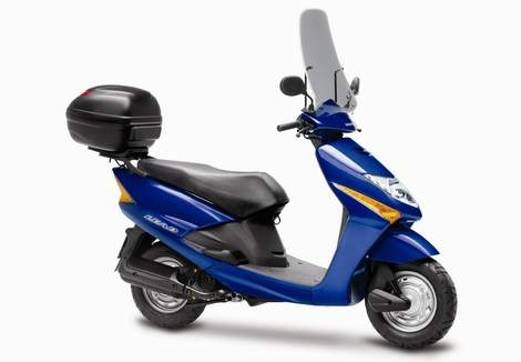 Free Accessories On Best-Selling Honda Scooter