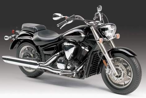 XVS1300A Midnight Star – Yamaha's Next Generation Cruiser