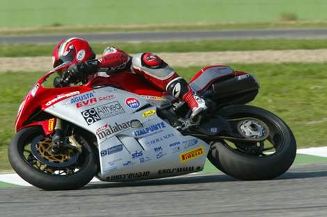 MV Agusta Is Italian Champion After 33 Years