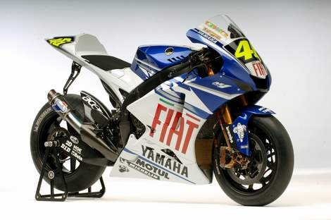 The Fiat Yamaha team is born