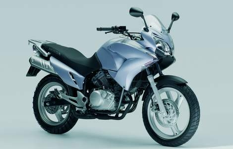 New Honda Varadero 125 is in the shops