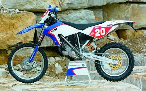 BMW Motorrad Motorsport: New involvement in off-road racing.
