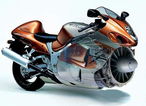 The Fastest Production Motorcycles In The World