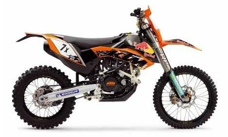 KTM 690 Baja - Premiere In The USA