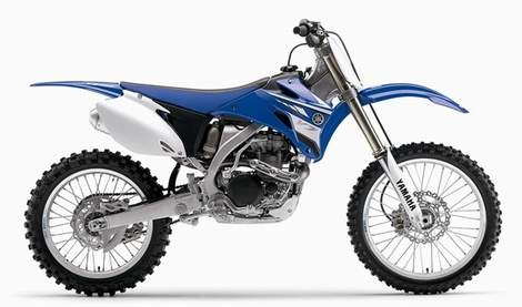Yamaha revealed the 2008 YZ450F and YZ250F