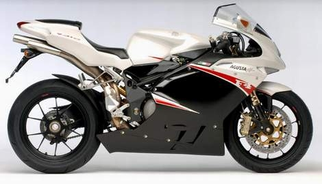 New MV Agusta F4 R 312 Website
