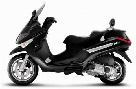 The new Piaggio XEvo