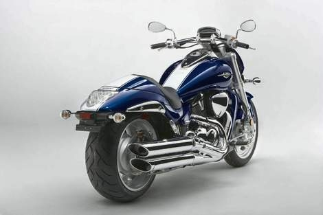 Suzuki Launch Limited Edition Intruder M1800R