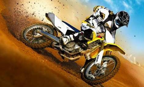 Suzuki RM-Z450: Fuel Injection Comes To MotoCross