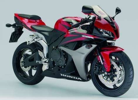 Honda CBR600RR – Bike Magazine's Machine Of The Year 2007