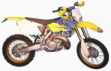Suzuki RM250 Paul Edmondson Replica Announced