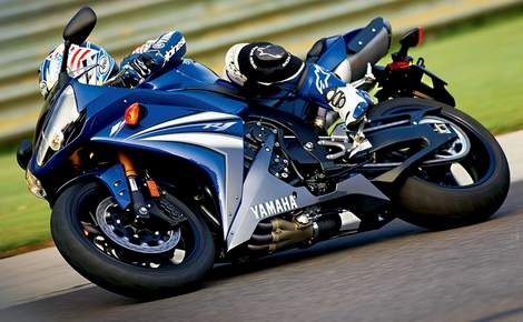 Yamaha's 2007 YZF-R1 Joins The Company's New Campaign