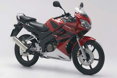 Honda CBR125R - The Biggest Seller In The 125 Class