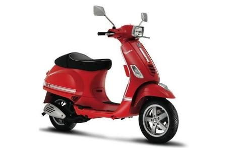 Piaggio Launches New Vespa S