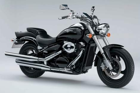 New Suzuki Boulevard M50 Muscle Cruiser