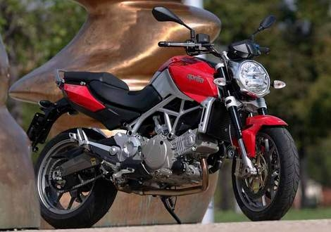 Aprilia Mana 850 Is Born