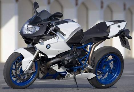New BMW HP2 Sport - Most Powerful And Lightest Boxer