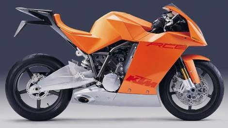 KTM RC8 Superbike To Go Into Production